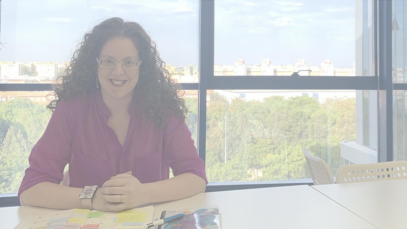 Rocio Damas, preparadora de oposiciones
