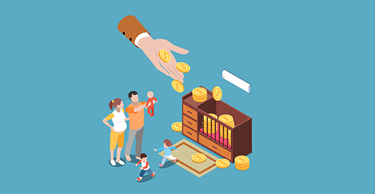 Pensiones contributivas o no contributivas